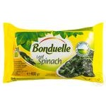 Bonduelle frozen in leaves spinach 400g