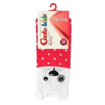 Conte Kids Tip-Top Pink Children's Socks Size 14 - buy, prices for CityMarket - photo 1