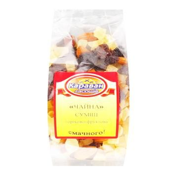 Karavan Lasoschiv Dried Nut & Fruits Blend - buy, prices for Auchan - photo 2