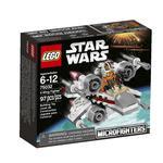 Конструктор Лего Стар ворс Истребитель для детей от 6 до 12 лет 97 деталей