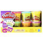Play-Doh Sparkle Plasticine Set 6pcs 336g