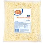 Сырный продукт Aro Моцарелла тертый 31% 1кг