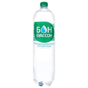 Вода минеральная Bon Boisson слабогазированная 1.5л