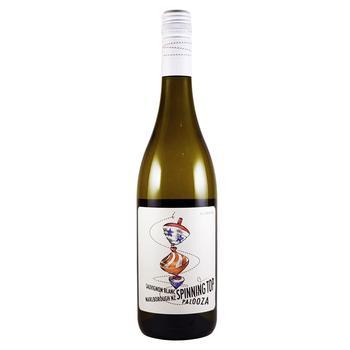 Вино Spinning Top Совиньон Блан белое сухое 0,75