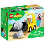 Lego Duplo Bulldozer Constructor
