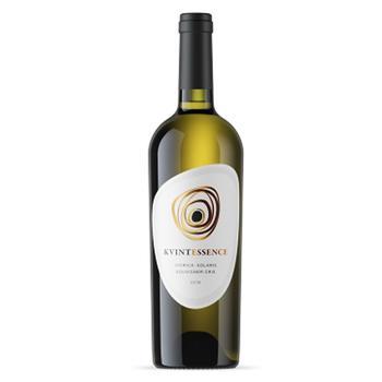 Вино Kvintessence Viorica Solaris Souvignier Gris сухе біле 13,5% 0,75л