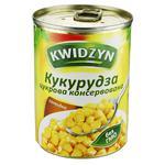Kwidzyn Canned Corn 400g