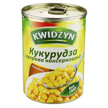 Кукуруза консервированная Kwidzyn 400г