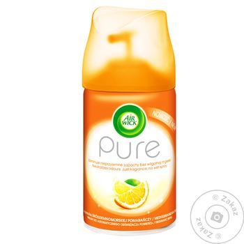 Air Wick Air Freshener Sunny Orange 250ml - buy, prices for MegaMarket - image 1