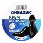 Dividik Shoe Cream Colorless 50ml