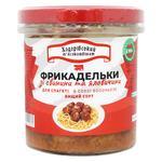Hodorivs'kyj M'jasokombinat Meatballs in Bolognese Sauce 300g