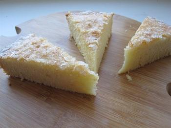 Лимонний пиріг з Мадейри