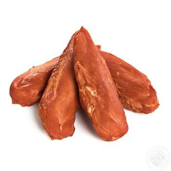 Филе куриное Бащинский Аппетитное варено-копченое