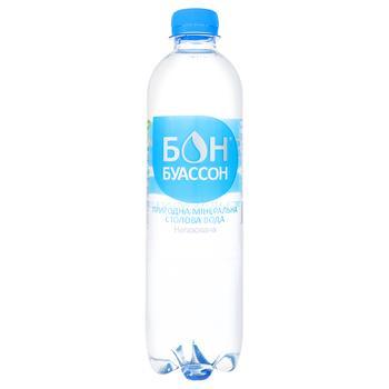 Вода Бон Буассон мінеральна негазована 0,5л