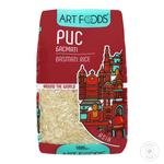 Рис Art Foods Басматі шліфований довгозернистий 1кг