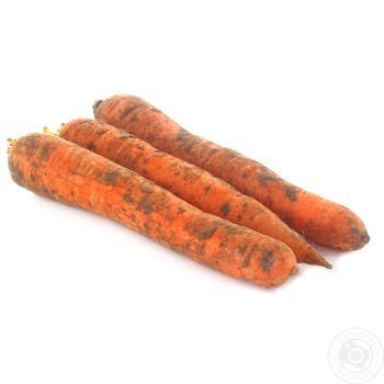 Морковь - купить, цены на Фуршет - фото 1