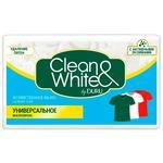 Мыло Duru Clean White хозяйственное универсальное 125г