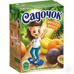 Sadochok multi-fruit nectar 0,2l