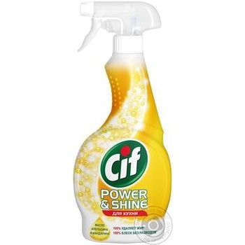 Средство Cif для очистки кухни 500мл