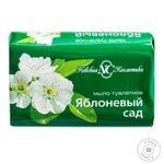 Мыло туалетное Невская Косметика Яблоневый цвет 90г