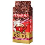 Ferarra Cappuccino Ground coffee 250g