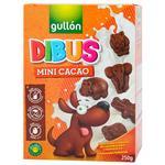Печеньe Gulon Dibus mini какао 250g