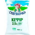 Slovianochka Kefir 2.5% 900g