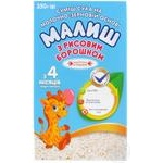 Malysh for children with rice flour dry mix milk-grain 350g