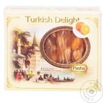Лукум Pasha Фитиль апельсин 200г