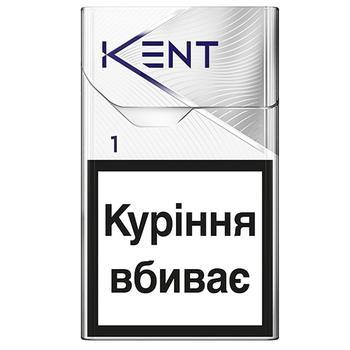 Кент 1 сигареты купить выгодно ли электронная сигарета одноразовая