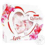 Raffaello Heart Crispy Candies 120g