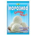 Морозиво Еко ванільне 60г