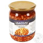 Piquant Beans in Tomato Sauce 500g