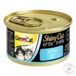 Корм для кошенят Gimborn Gimcat ShinyCat з тунцем 70г