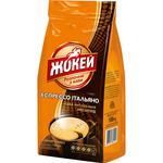 Кофе Жокей Эспрессо Итальяно молотый 100г - купить, цены на Ашан - фото 1