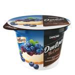 Десерт кисломолочний Даніссімо чорничний чізкейк двошаровий 6,4% 230г