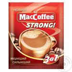 MacCofee 3in1 Strong Instant Coffee Drink in Stick Sachet 16g