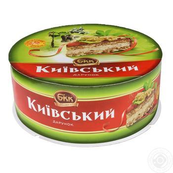 BKK Kyivskyi Airy-Peanut Torte - buy, prices for Furshet - image 3