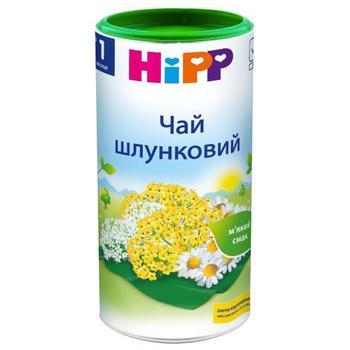 Чай детский HiPP Желудочный травяной с 1 месяца 200г - купить, цены на Novus - фото 1