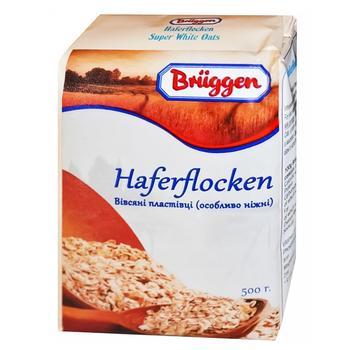 Bruggen Tender Oatmeal 500g - buy, prices for CityMarket - photo 1