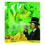Чай зелений Lord Byron Healthy Choice з імбирем медом та лимоном 2г