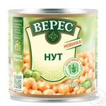 Vegetables chickpea Veres canned 400g