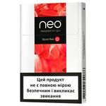 Стик Glo Neo Stiks Boost Red Rich Tobacco 20шт