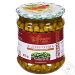 Горошек Українська Зірка зеленый консервированный 475г