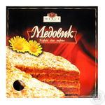 Лепешки Merci Медовик для торта 500г