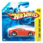 Игрушка Машинка Hot Wheels базовая