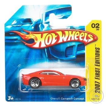 Hot Wheels Toy car basic - buy, prices for Furshet - image 1