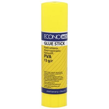 EconoMix Glue pencil EconoMix PVA 15г