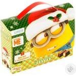 Набор подарочный Любимов Kids: шоколадные конфеты с молочной начинкой 100г