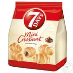 Круассан 7 days мини с какао начинкой 65г